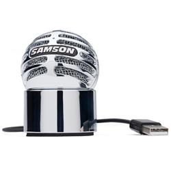 Samson METEORITE Ball Style USB Condenser Microphone
