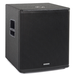 Samson RSX18A 2000W 18 Inch Active Subwoofer