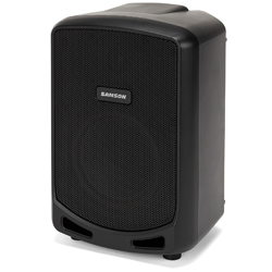 Samson XPESC Expedition Escape Rechargeable Speaker All In One System with Bluetooth and 2 Channel Built in Mixer