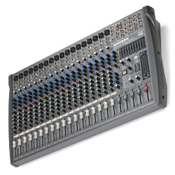 Samson L2000 20 Channel 4 Bus Professional Mixing Console with USB