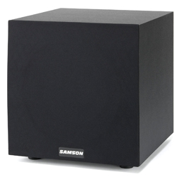 Samson M10S 100W MediaOne Series 10 Inch Active Studio Subwoofer