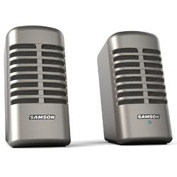 Samson METEOR-M2 Multimedia Studio Monitor Stereo Pair Speaker System