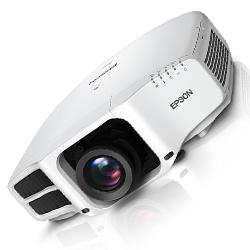 Epson V11H754020 Pro G7100 XGA 3LCD 6500 Lumens Projector (Standard Lens)