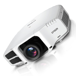 Epson V11H751020 Pro G7200W WXGA 3LCD 7500 Lumens Projector (Standard Lens)