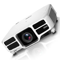Epson V11H733920 Pro L1300UNL Laser WUXGA 3LCD 8000 Lumens Projector (No Lens)