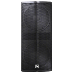 "Electro Voice TX2181 Tour X Dual 18"" Passive Subwoofer (Open box clearance)"