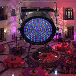 Chauvet DJ SLIMPAR 64 RGBA LED PAR Can with 180 RGBA LEDs