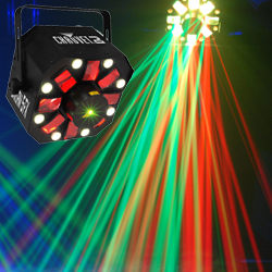 Chauvet DJ SWARM 5FX LED Effect Laser RGBAW