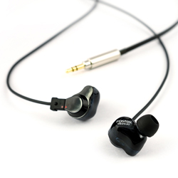 Fostex TE-100 Top End Stereo Earphones with Hybrid Driver