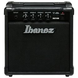 Ibanez IBZ10B-N IBZ Series 10 Watt Bass Guitar Combo Amplifier