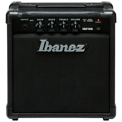 Ibanez IBZ10G-N IBZ Series 10 Watt Electric Guitar Amplifier