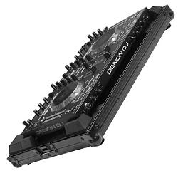 Odyssey FRDNMC4000BL Black Label Denon DN-MC4000 DJ Controller Case