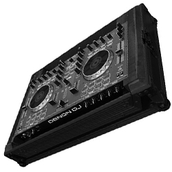 Odyssey FRDNMC4000SBL Denon DN-MC4000 Limited Edition Black Label Series with Bottom Laptop Compartment