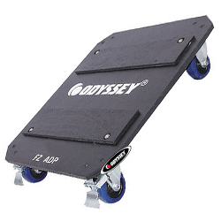 Odyssey FZADP Flight Zone Series Amp Rack Caster Board Dolly