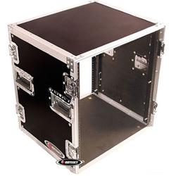 Odyssey FZAR12 Fight Zone Pro Amp Rack Flight Case with 12U Spaces