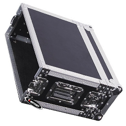 Odyssey FZER4 Deluxe ATA Effects Rack Case with 4U Spaces