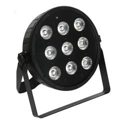 Microh DJ LED BLADE P9-QUAD MKIII Updated Version 9x10W RGBW Compact Slim LED PAR Light