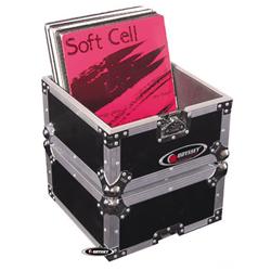 Odyssey FZLP80 Flight Zone Vinyl/Utility Case for 80 12 Inch Vinyl and LP Records