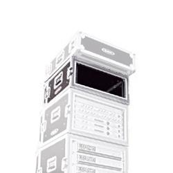 Odyssey FZS04 Flight Zone Shock Mount Rack Case with 4U Spaces