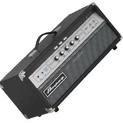 Ampeg V4B All Tube 100W Classic Bass Amp Head