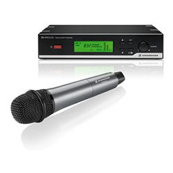 Sennheiser XSW35-A Wireless Microphone Package discontinued clearance