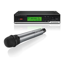 Sennheiser XSW65-A Wireless Vocal Microphone Set discontinued clearance