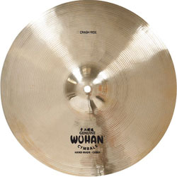 Wuhan WUTCR14 14 inch Crash Ride Cymbal (discontinued clearance)