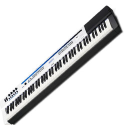 Casio PX5S 88 Note Pro Stage Piano with Synth Sounds