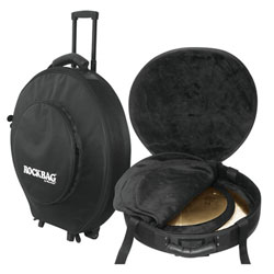RockBag RB22740BPLUS Premium Cymbal Case (Discontinued Clearance)
