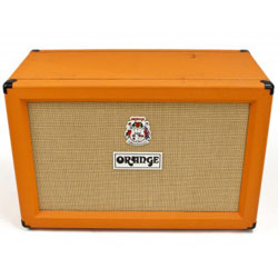 Orange PPC212 2x12 inch Guitar Speaker Cabinet