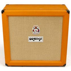 "Orange PPC412COM Compact 4x12"" 240 Watt Cabinet (discontinued clearance)"