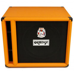 Orange OBC115 400 Watt Bass Guitar Speaker Cabinet