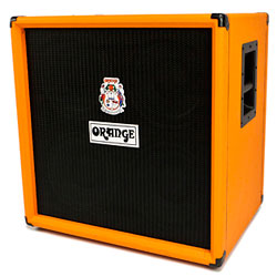 Orange OBC410 600 Watt Bass Guitar Speaker Cabinet
