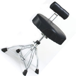 Tama HT741 Ergo Rider Drum Throne with Backrest