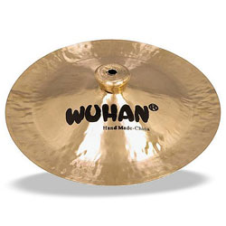 Wuhan WU104-12 12 Inch Lion China Cymbals (discontinued clearance)