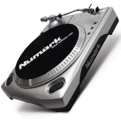 Numark TTUSB Turntable with USB Audio Interface