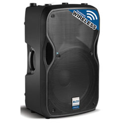 Alto TS112W TRUESONIC Bluetooth Active 800W 2 Way 12 Inch Wireless Loudspeaker (demo clearance with cover)