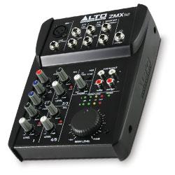 Alto ZMX52 ZEPHYR 5 Channel Compact Mixer