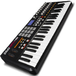Akai MPK49v2 Performance Controller Keyboard with 12 MPC Drum Pads (Discontinued clearance)