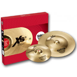 Sabian XS5005E Cymbal Effects Pack (Discontinued Clearance)
