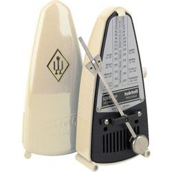 Wittner 832 Taktell Piccolo Metronome in Ivory