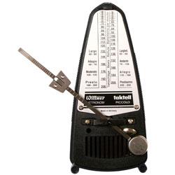 Wittner 836 Taktell Piccolo Metronome in Black
