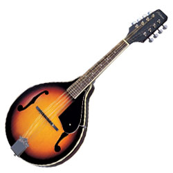 Alabama ALM20 A Style Mandolin in Tobacco Sunburst