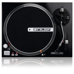 Reloop RP-1000M DJ Turntable with Belt Drive