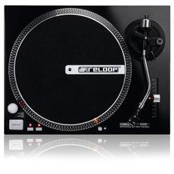 Reloop RP-1000M DJ Turntable with Belt Drive
