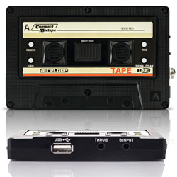 Reloop TAPE Digital Recording Device Record to USB No Computer Required