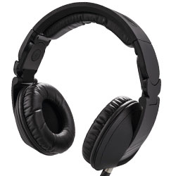 Reloop RHP-20 KNIGHT Professional DJ Headphones with Rubber Paint Finish