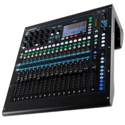 Allen & Heath QU-16 Rackmountable Digital Mixer for Live Studio and Installation