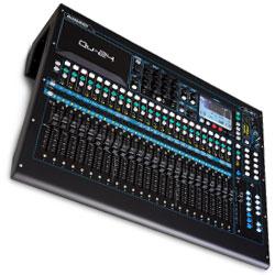 Allen & Heath QU-24 30 in 24 Out Digital Mixer