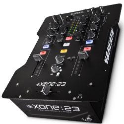 Allen & Heath XONE:23 2plus2 Channel DJ Mixer